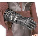 【コスプレ】 RUBIE'S(ルービーズ) 1111 Adult Anakin Gloves アナキン グローブ (スターウォーズ)