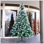 【クリスマス】240cmスノーデコツリー