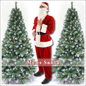 【クリスマスコスプレ 衣装】Patymo サンタサンタ(メンズサンタクロース) - 拡大画像
