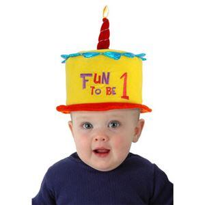 【コスプレ】elope Toddler B'day Fun to be 1 子供用(Tod) - 拡大画像