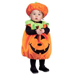 【ハロウィンコスプレ】パンプキン Infant Pumpkin Cutie Pie ベビー用(Inf) - 拡大画像