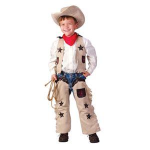 【コスプレ】L Toddler Lil' Sheriff 子供用(Tod-L) - 拡大画像
