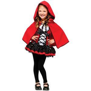 【コスプレ】Small/Sweet Red Hood Chld Cstm 子供用(S) - 拡大画像