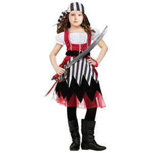 【コスプレ】Small/Pirate Queen Chld CSTM 子供用(S) - 拡大画像