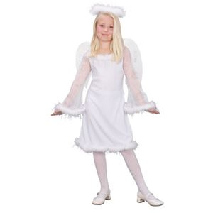 【コスプレ】Med Child Heaven Sent Costume 子供用(M) - 拡大画像