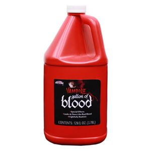 【コスプレ】VAMPIRE gallon of blood 3.78L - 拡大画像