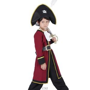 Patymo キッズパイレーツ 子供用 【 衣装 コスプレ ハロウィン 海賊 こども 子ども用 コスチューム キッズ 】