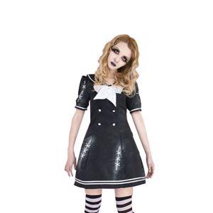 コスプレ衣装/コスチューム 【Crazy Sailor Girl クレイジーセーラーガール】 ワンピース 『DEath of Doll』 〔ハロウィン〕 - 拡大画像