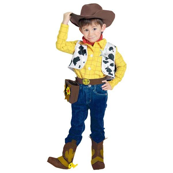 【ハロウィン衣装・子供】ディズニー トイ・ストーリー ウッディ 子供用衣装