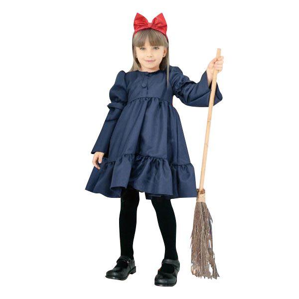 コスプレ衣装/コスチューム 【Ribbon Witch S 魔女】 子供用 〔ハロウィン イベント〕