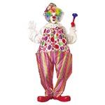 【コスプレ】15346 Ad Snazzy Clown - Std カラフルピエロ