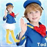 【コスプレ】802053T Child Donald - Tod ドナルドダック 子供用