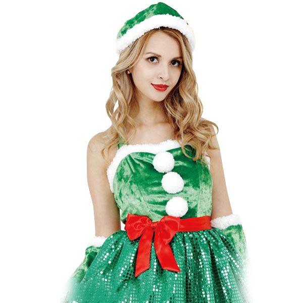 ツリーガールドレス(CLUB QUEEN Tree Girl Dress)