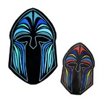 【コスプレ】光るマスク EL mask(human)