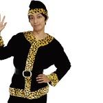 クリスマスコスプレ/衣装 【レオパードサンタ】 メンズ 『Patymo』 〔イベント パーティー〕