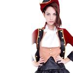 【コスプレ】CLUB QUEEN Captain Lady(キャプテンレディー)