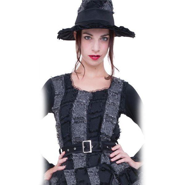 ゴシックフリルウィッチ 大人用(CLUB QUEEN Gothic Frill Witch)
