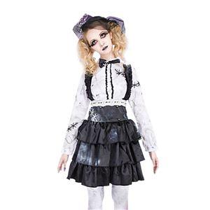 コスプレ衣装/コスチューム 【Madness Widow】 ブラウス スカート付き 『DEath of Doll』 〔ハロウィン イベント〕 - 拡大画像
