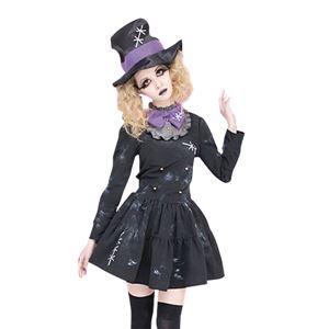 コスプレ衣装/コスチューム 【Madness Gothic】 ワンピース 『DEath of Doll』 〔ハロウィン イベント〕 - 拡大画像