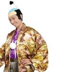 コスプレ衣装/コスチューム 【ワル殿様】 メンズ 『Patymo』 〔ハロウィン イベント〕