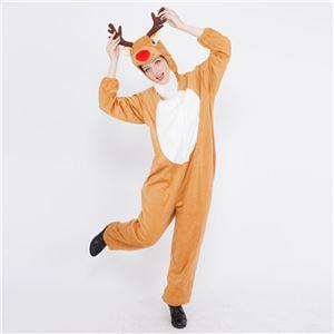 【クリスマスコスプレ 衣装】Patymo XM スマイルトナカイスーツの画像