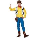 【コスプレ】 RUBIE'S(ルービーズ)DISNEY(ディズニー) トイ・ストーリー Adult Woody(ウッディ)