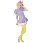 【コスプレ】 RUBIE'S(ルービーズ)DISNEY(ディズニー)Adult Daisy Duck(デイジー) Stdサイズ