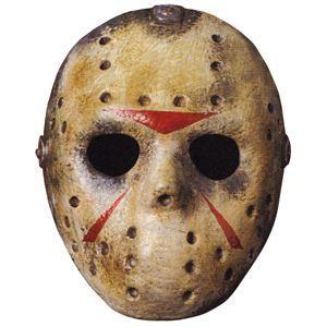 【コスプレ】 RUBIE'S(ルービーズ) ADULT(アダルト) マスク(コスプレ) Jason Deluxe Eva Hockey Mask(ジェイソン デラックス エヴァ ホッケー マスク) - 拡大画像
