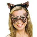 【コスプレ】 RUBIE'S(ルービーズ) ACCESSORY(アクセサリー) アクセサリ(コスプレ) Leopard Headband Kit(レオパード ヘドバンド キット)