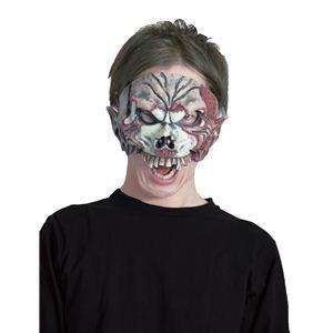 【コスプレ】 RUBIE'S(ルービーズ) ACCESSORY(アクセサリー) マスク(コスプレ) Zombi Mask(ゾンビ マスク) - 拡大画像