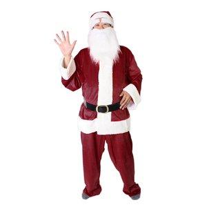 【クリスマスコスプレ 衣装】Patymo サンタサンタDX(BIGサイズ) - 拡大画像