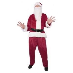 【クリスマスコスプレ 衣装】Patymo サンタサンタ ビッグサイズ - 拡大画像