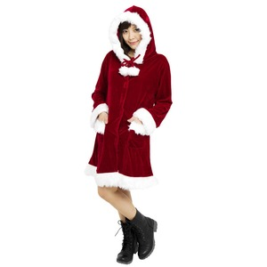 【クリスマスコスプレ 衣装】Patymo キュートサンタ - 拡大画像