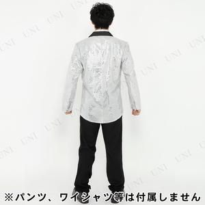 Patymo KiraKiraタキシード シルバー
