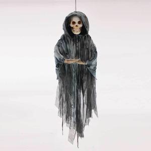 コスプレ衣装/コスチューム 【ハンギング 死神 160cm】 『Uniton』 デコレーション 〔ハロウィン イベント〕