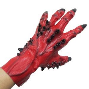 グローブ/コスプレ【デビルグローブ Devil Gloves】『Uniton』〔ホラー,イベント〕 - 拡大画像