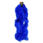パーティー/装飾 【10本セット】 300cm モール ブルー 『Patymo』 〔フェス イベント〕