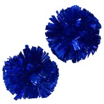 パーティー/ダンス 【6セット】 エールポンポン(ブルー) 『Patymo』 〔フェス イベント〕