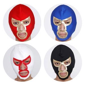 パーティー/コスプレ 【4種類セット】 プロレスマスク 『Patymo』 〔フェス イベント〕 - 拡大画像