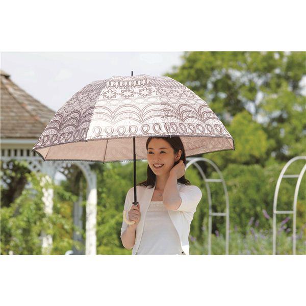 大きい日傘(折りたたみ)
