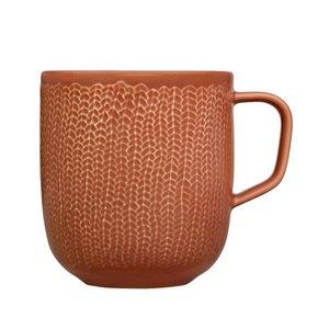 iittala Sarjaton (イッタラ サルヤトン) マグカップ 360ml レティレッドクレイ - 拡大画像