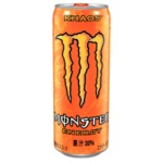 【まとめ買い】アサヒ モンスターエナジー カオス 缶 355ml×24本(1ケース)