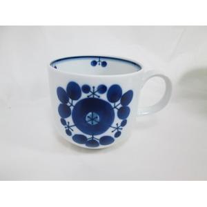 白山陶器ブルームマグカップ360mlブーケ