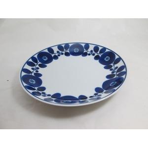 白山陶器ブルームプレートL23.5cmリース