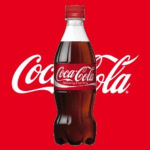 【まとめ買い】コカ・コーラ 500ml PET 48本入り【24本×2ケース】 - 拡大画像