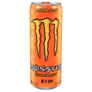 【まとめ買い】アサヒ モンスターエナジー カオス 缶 355ml×48本【24本×2ケース】