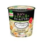 【まとめ買い】味の素 クノール スープDELI えびとほうれん草のクリームグラタン 46.2g×24カップ(6カップ×4ケース)