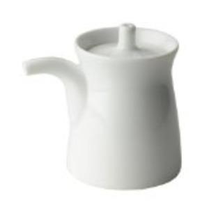 白山陶器G型しょうゆさし白大ペアセット