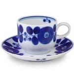 白山陶器 ブルーム コーヒーカップ&ソーサー 200ml