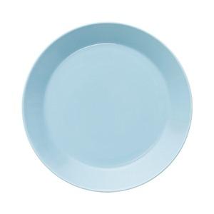 イッタラ ティーマ プレート 21cm ライトブルー - 拡大画像